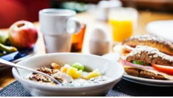 Bild på frukost
